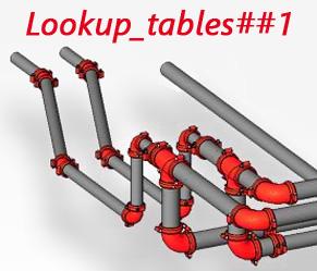 Revit Lookup Tables #1. Основы, применение, структура