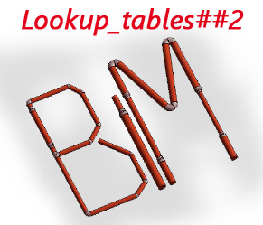 Revit Lookup Tables #2. Поиск нескольких параметров. Организация структуры таблицы