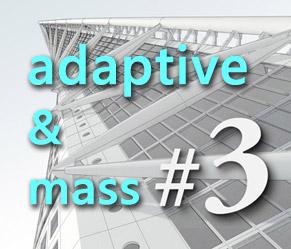 [Фриформы и адаптивные компоненты Revit] #3 Turning Torso. Первое адаптивное семейство