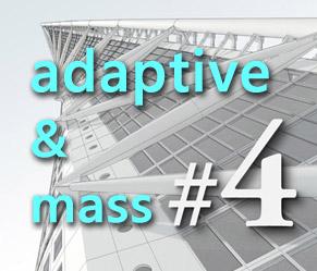 [Фриформы и адаптивные компоненты Revit] #4 Turning Torso. Панели по образцу